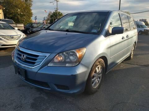 2010 Honda Odyssey for sale at P J McCafferty Inc in Langhorne PA