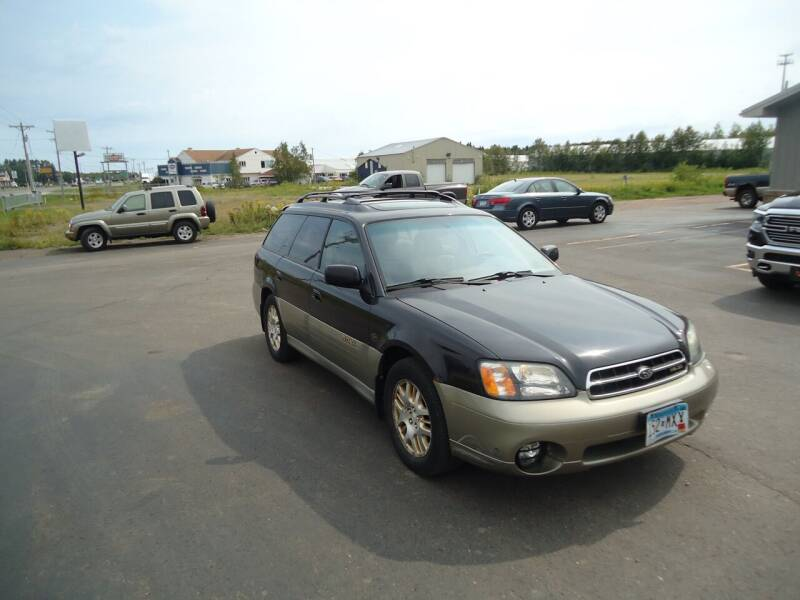 2002 Subaru Outback AWD L.L. Bean Edition 4dr Wagon - Hermantown MN