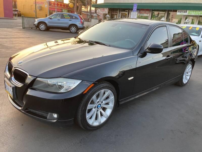 2011 BMW 3 Series for sale at La Mesa Auto Sales in Huntington Park CA