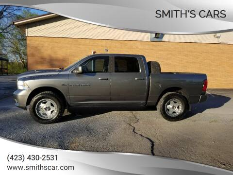 2012 RAM Ram Pickup 1500 for sale at Smith's Cars in Elizabethton TN