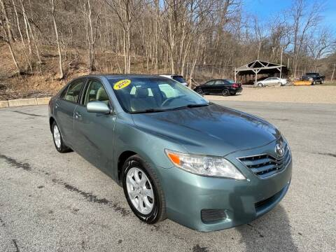 2010 Toyota Camry for sale at Worldwide Auto Group LLC in Monroeville PA