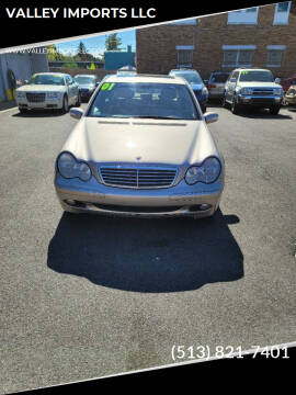2001 Mercedes-Benz C-Class for sale at VALLEY IMPORTS LLC in Cincinnati OH