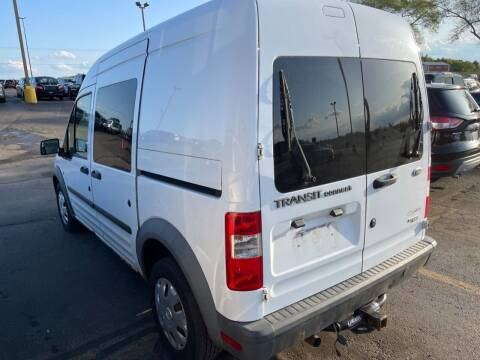 2013 Ford Transit Connect for sale at Best Auto & tires inc in Milwaukee WI