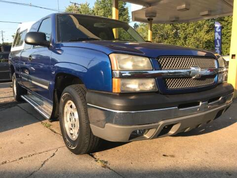 2004 Chevrolet Silverado 1500 for sale at King Louis Auto Sales in Louisville KY