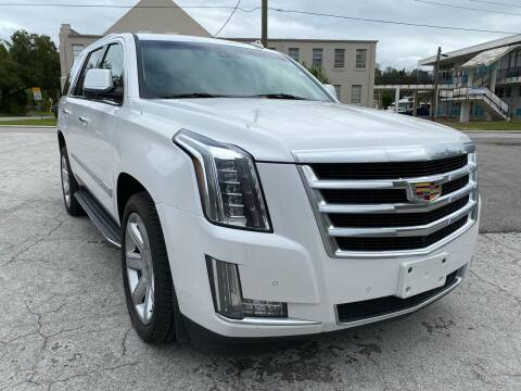 2016 Cadillac Escalade for sale at LUXURY AUTO MALL in Tampa FL