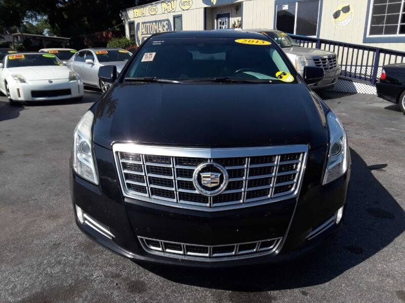 2013 Cadillac XTS for sale at AUTO IMAGE PLUS in Tampa FL