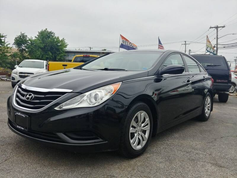 2011 Hyundai Sonata for sale at Viking Auto Group in Bethpage NY