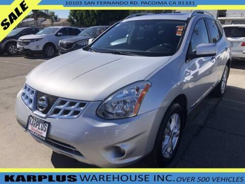 2012 Nissan Rogue for sale at Karplus Warehouse in Pacoima CA
