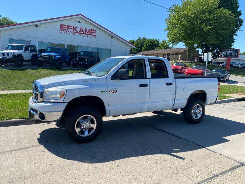 2008 Dodge Ram Pickup 2500 for sale at Efkamp Auto Sales LLC in Des Moines IA