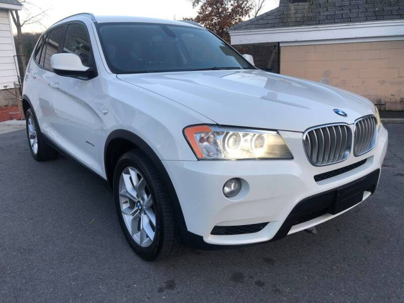 2011 BMW X3 for sale at Dracut's Car Connection in Methuen MA