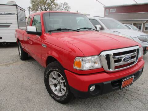 2011 Ford Ranger for sale at Schrader - Used Cars in Mount Pleasant IA