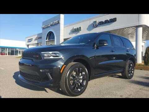 2021 Dodge Durango for sale at Herman Jenkins Used Cars in Union City TN