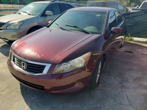2010 Honda Accord for sale at Track One Auto Sales in Orlando FL