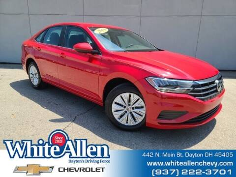 2019 Volkswagen Jetta for sale at WHITE-ALLEN CHEVROLET in Dayton OH