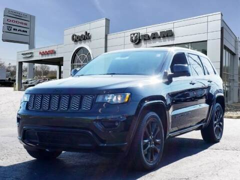 2018 Jeep Grand Cherokee for sale at Ron's Automotive in Manchester MD