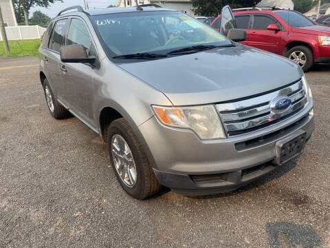 2008 Ford Edge for sale at Whiting Motors in Plainville CT