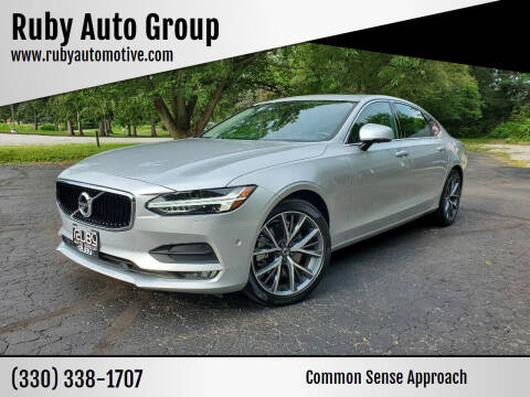 2018 Volvo S90 for sale at Ruby Auto Group in Hudson OH