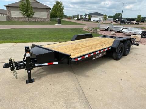 2021 Midsota ET8218 for sale at Prairie Wind Trailers, LLC in Harrisburg SD