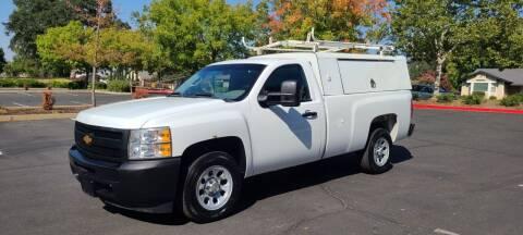 2013 Chevrolet Silverado 1500 for sale at Cars R Us in Rocklin CA