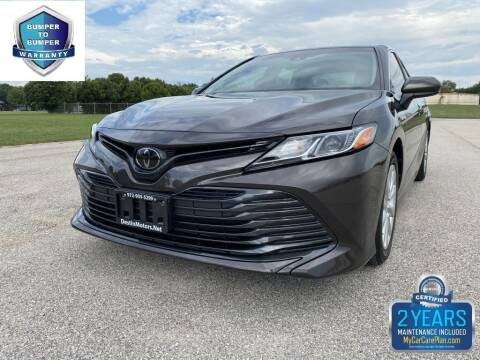 2018 Toyota Camry for sale at Destin Motors in Plano TX