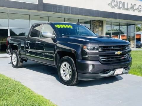 2016 Chevrolet Silverado 1500 for sale at RUSTY WALLACE CADILLAC GMC KIA in Morristown TN