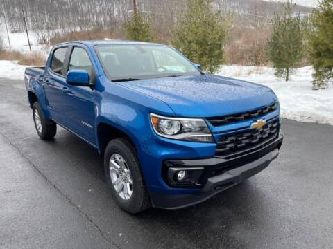 2021 Chevrolet Colorado for sale at Hawkins Chevrolet in Danville PA