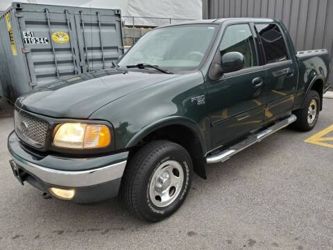 2003 Ford F-150 for sale at MX Motors LLC in Ashland MA