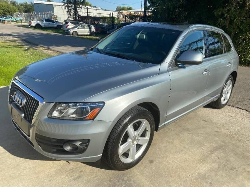 2011 Audi Q5 for sale at ATLANTIC MOTORS GP LLC in Houston TX
