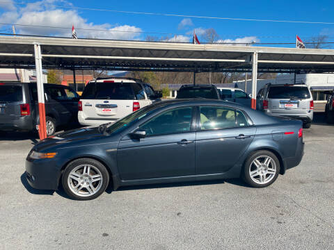 2007 Acura TL for sale at Lewis Used Cars in Elizabethton TN