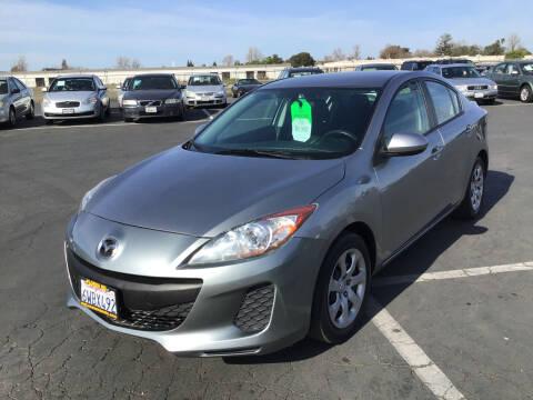 2012 Mazda MAZDA3 for sale at My Three Sons Auto Sales in Sacramento CA