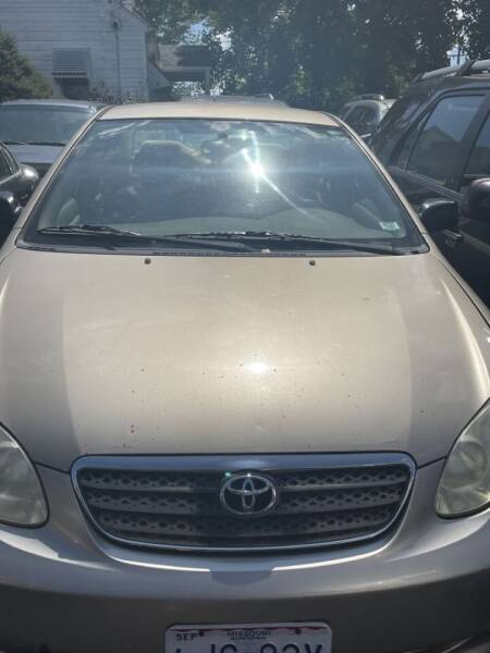 2006 Toyota Corolla for sale at Indy Motorsports in Saint Charles MO