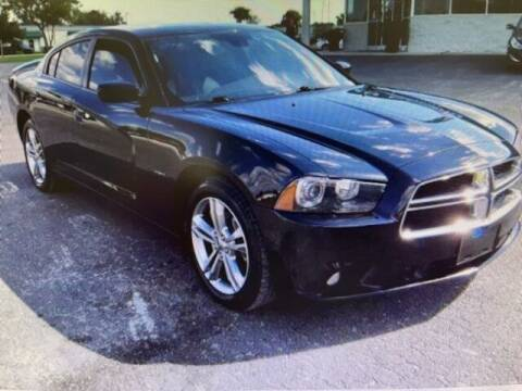 2013 Dodge Charger for sale at PHIL SMITH AUTOMOTIVE GROUP - SOUTHERN PINES GM in Southern Pines NC