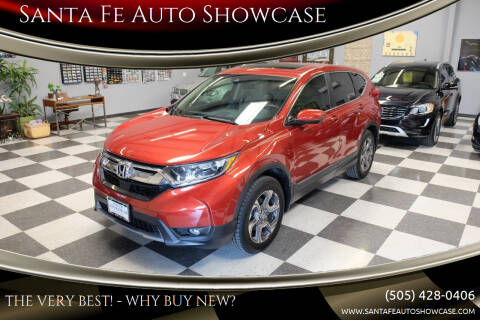 2017 Honda CR-V for sale at Santa Fe Auto Showcase in Santa Fe NM