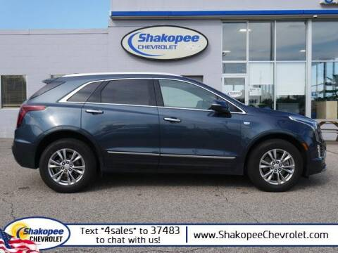 2020 Cadillac XT5 for sale at SHAKOPEE CHEVROLET in Shakopee MN