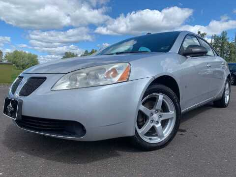 2009 Pontiac G6 for sale at LUXURY IMPORTS in Hermantown MN