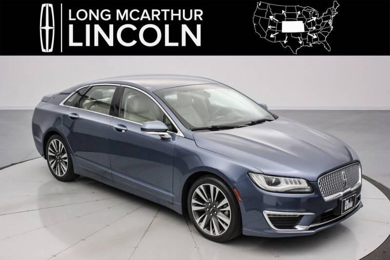 2018 Lincoln MKZ for sale in Salina, KS