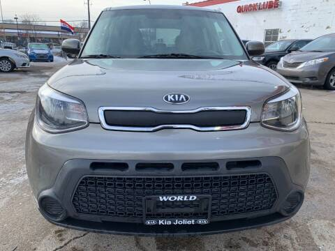 2016 Kia Soul for sale at Minuteman Auto Sales in Saint Paul MN