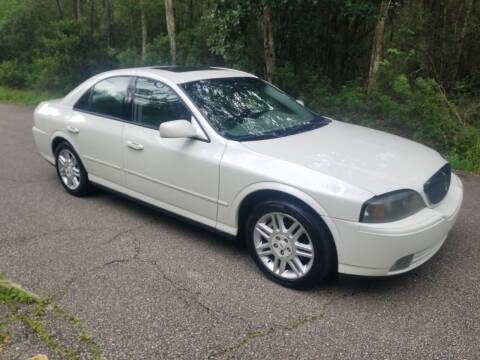 2003 Lincoln LS for sale at J & J Auto Brokers in Slidell LA