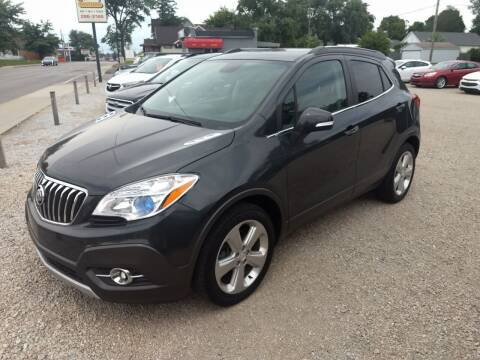 2016 Buick Encore for sale at Economy Motors in Muncie IN