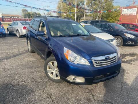 2011 Subaru Outback for sale at Some Auto Sales in Hammond IN