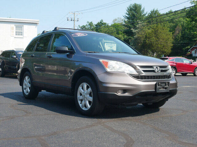 2011 Honda CR-V for sale at Canton Auto Exchange in Canton CT