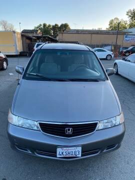 2000 Honda Odyssey for sale at Auto Emporium in San Jose CA