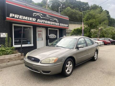 2004 Ford Taurus for sale at Premier Automotive Group in Pittsburgh PA