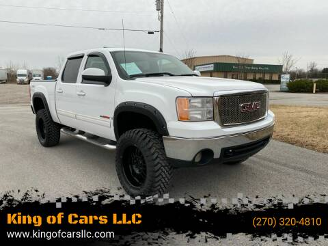 2007 GMC Sierra 1500 for sale at King of Cars LLC in Bowling Green KY
