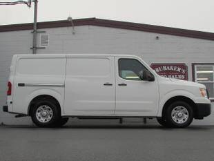 2016 Nissan NV Cargo for sale at Brubakers Auto Sales in Myerstown PA