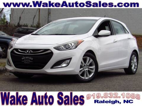 2014 Hyundai Elantra GT for sale at Wake Auto Sales Inc in Raleigh NC