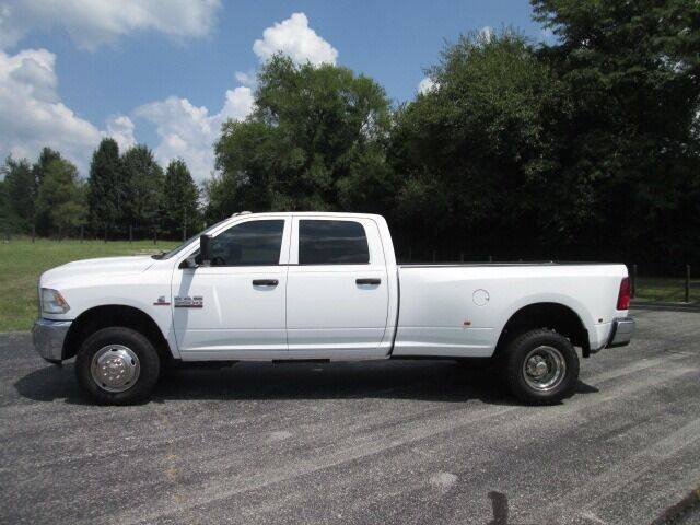 2013 RAM Ram Pickup 3500 for sale at Brells Auto Sales in Rogersville MO
