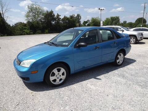 2007 Ford Focus for sale at Country Side Auto Sales in East Berlin PA