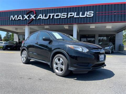 2017 Honda HR-V for sale at Maxx Autos Plus in Puyallup WA