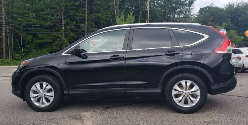 2014 Honda CR-V for sale at Healey Auto in Rochester NH